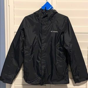 Columbia Accelerated Storm Jacket-Hooded